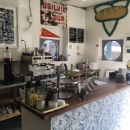 coffee station and pastry headquarters